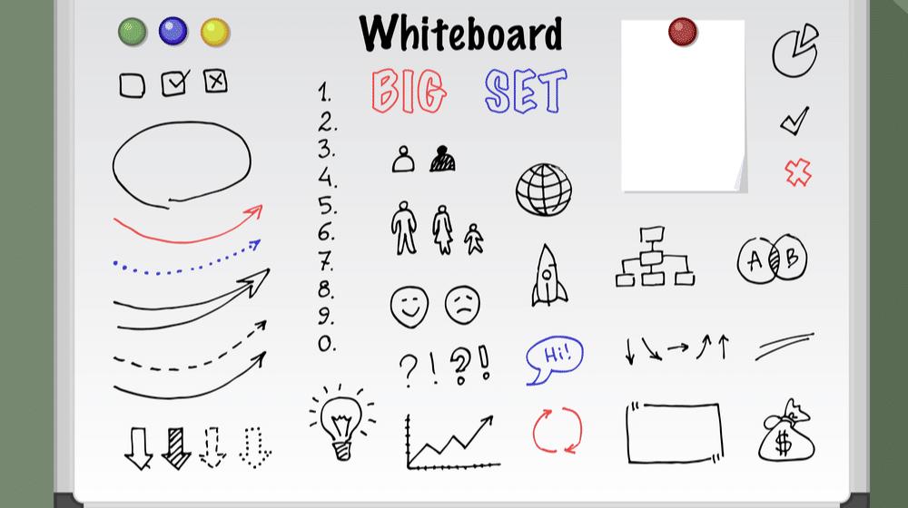 Online Multi User Whiteboard